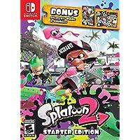 Splatoon 2 Starter Edition - Switch
