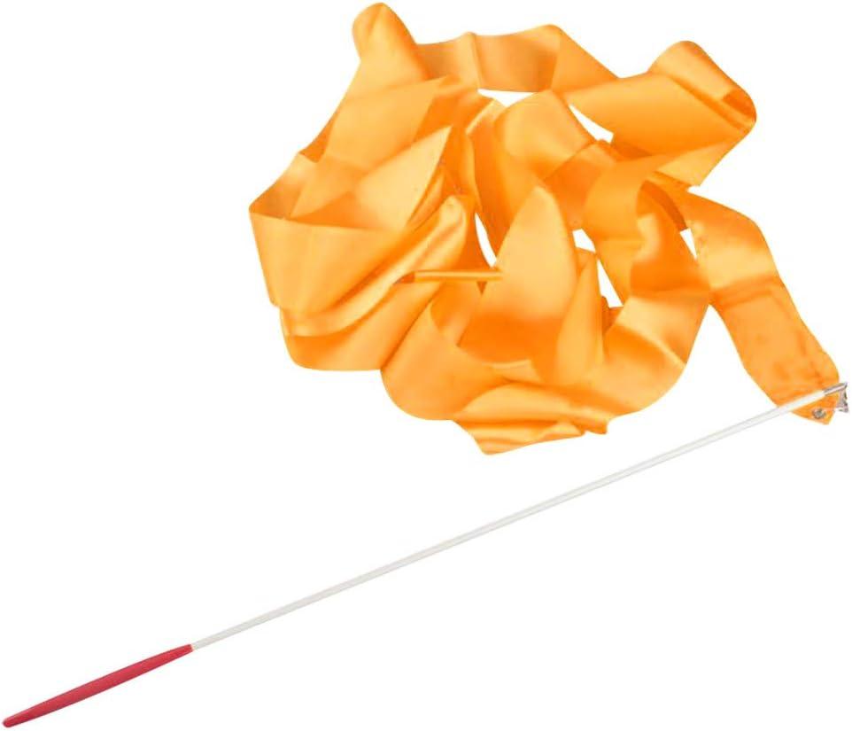 Childrens Rhythmic Gymnastics Ribbon Dance Stick Props Ribbon