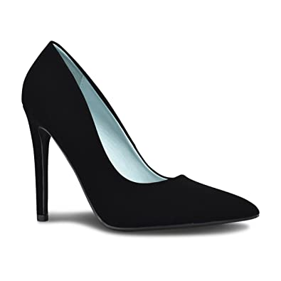 Image result for Premier Standard Women's Pointy Toe High Heel Pump Shoes