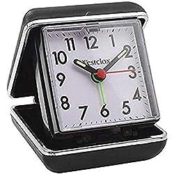 Westclox(r) 44530qa Digital Travel Alarm Clock 6.15in. x 3.25in. x 3.20in.