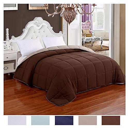 How to buy the best brown queen comforter set clearance?