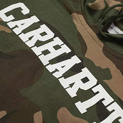 Vert Carhartt Carhartt Sweat Camo Capuche Sweat ZxH14