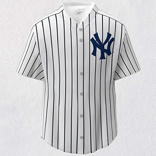 (Hallmark MLB New York Yankees Jersey Keepsake Christmas Ornaments)