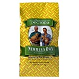 Newman's Own Organics Advanced Dog Formula for Active or Senior Dogs - 12.5-Pound Bag ( Multi-Pack)