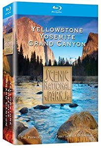 Cover Image for 'Scenic National Parks: Crown Jewels Collection'