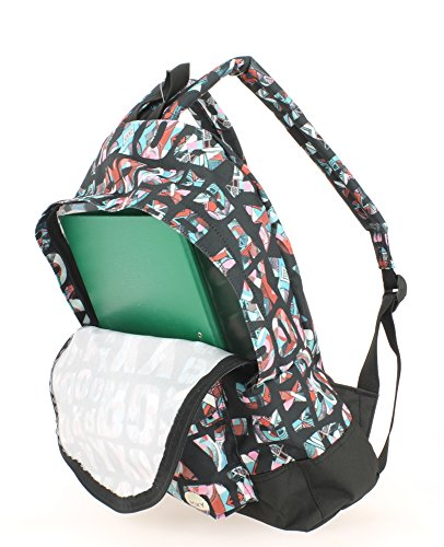 Backpack for Womens Anthracite SUGAR Glove SOLI BABY Women's Baby Sugar Medium Roxy Women XFqCX