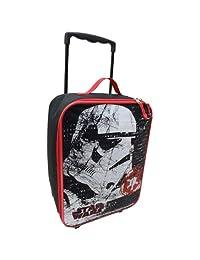 "Star Wars 16"" Soft Side 2-Wheeled Kids Luggage - Black/Red"