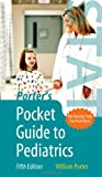 img - for Porter's Pocket Guide To Pediatrics book / textbook / text book