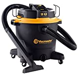 Vacmaster Professional - Professional Wet/Dry Vac, 16 Gallon, Beast Series, 6.5 HP 2-1/2' Hose (VJH1612PF0201)