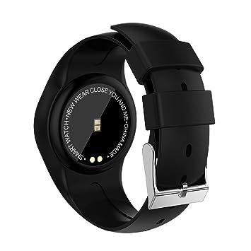 Meilleur Fitness Tracker activité Tracker avec moniteur de fréquence cardiaque montre étanche Bracelet Smart avec étape