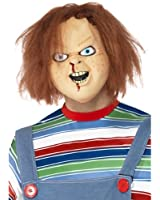 Unisex Fancy Party Film & Tv Chucky Mask