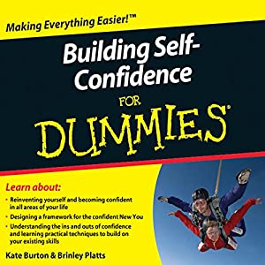 Building Self-Confidence For Dummies Audiobook Hörbuch