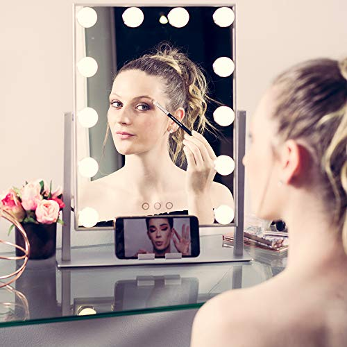 Beauty Gift Ideas for Teen - Makeup Vanity Mirror with Lights