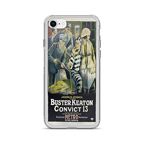 Vintage poster - Convict 13 0629 - iPhone 8 Phone -