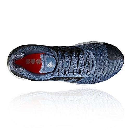 Solar Zapatillas Running adidas Glide de Azul Hombre M Laufschuh para St gwq5f