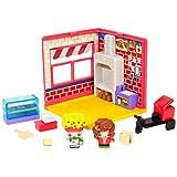 My Mini Mixie Q's Pizza Parlor Mini Room
