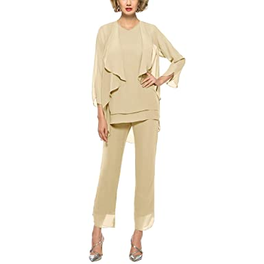 Dressy Pantsuits For A Wedding.Amazon Com Petite Mother Of The Bride Pant Suits With Long