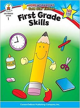 First Grade Skills: Gold Star Edition Descargar PDF Ahora