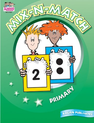 - Mix-N-Match Book: Primary, Grades K-3