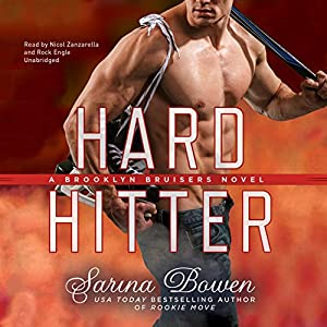 Hard Hitter Audiobook