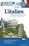 Assimil L'Italien Book Only (Italian for French speakers) (Italian Edition)