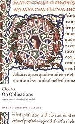 On Obligations: De Officiis