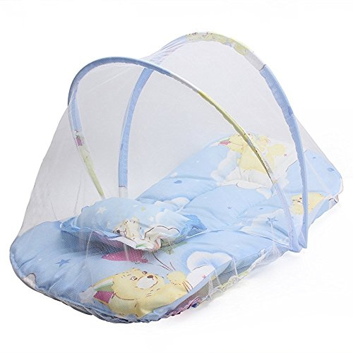 Anti-Mosquito-Net-NewYouDirect-Folding-Toddler-Baby-Sleeping-Insect-Repellent-Net