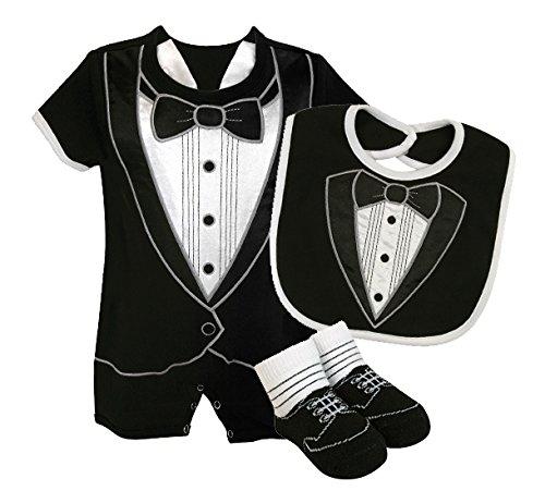 stephan-baby-tiny-tux-short-romper-bib-and-socks-gift-set-6-12-months