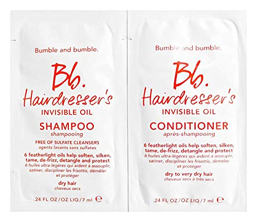 Bumble and Bumble Hairdresser's Invisible Oil Shampoo & Cond