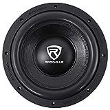 """Rockville W10K9D2 10"""" 3200w Car Audio Subwoofer"""