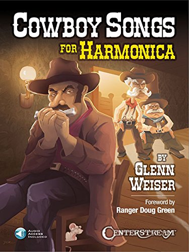 Harmonica Song Sheets - Cowboy Songs for Harmonica