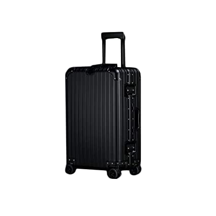 37a454773334 Haoyushangmao Hard Travel Bag, Trolley Case, Suitcase, Simple ...