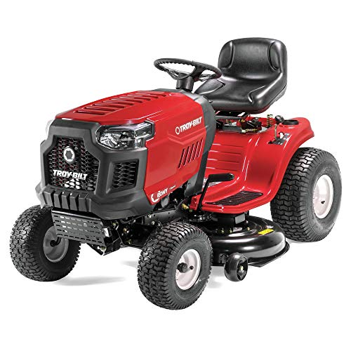 Troy-Bilt Pony 42X Riding Lawn Mower with 42-Inch Deck and