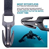 Scuba Diving Blade Cutter Safety DPV. Line