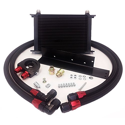 Racing Kit Cooler Oil - Nissan 2003 to 2008 350z & 2009 to 2014 370z Nismo 24 Row Bolt on Oil Cooler Kit