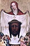 Master saint Veronica St. Veronica with the Holy Kerchief - 24'' x 36'' 100% Hand Painted Oil Painting Reproduction