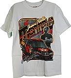 NASCAR Juan Pablo Montoya #42 Texaco Double Sided Tee Shirt Large