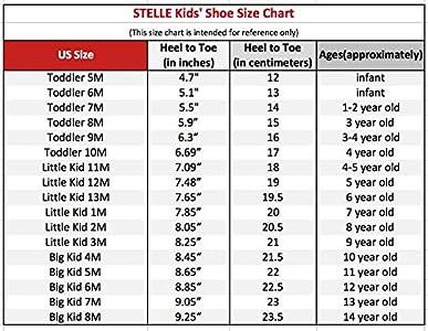 Big Kid Shoe Size To Women S.Stelle Girls Canvas Ballet Slipper Ballet Shoe Yoga Dance
