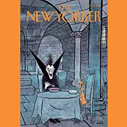 The New Yorker, October 31st 2011 (Burkhard Bilger, Emily Eakin, James Surowiecki)