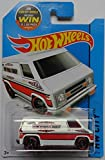 Hot Wheels, 2015 HW City, Super Van [White] #55/250
