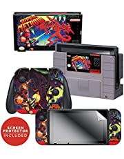 Controller Gear Nintendo Switch Skin & Screen Protector Set - Super Metroid - Nintendo Switch