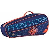 BABOLAT RH X 3Club RG/FO Covers for Tennis Rackets, Unisex Adult, Blue/Red, One Size