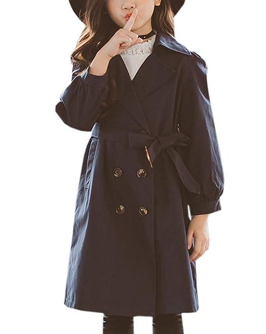 new products 82885 4022d Maison Jardin - Cappotto - ragazza: Amazon.it: Abbigliamento