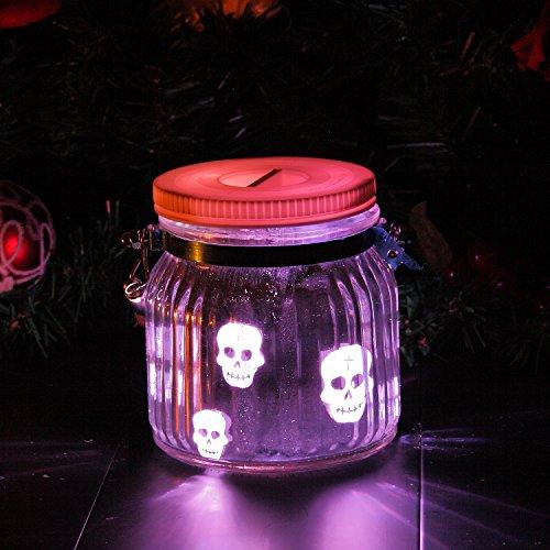 Candle Choice Mason Jar Light Indoor Outdoor Jar Light Ba...