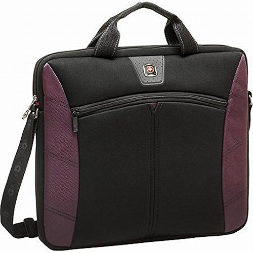wenger-swiss-gear-slim-case-16-computer-laptop-sleeve-business-briefcase-blk-burgundy
