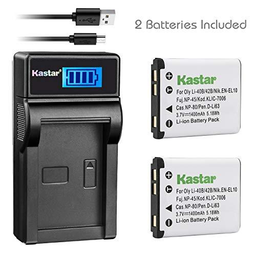 digital camera batteries - 8