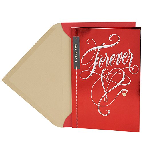 Hallmark Valentine's Day Greeting Card (Forever)