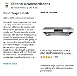 "Hauslane | Chef Series Range Hood 30"" PS38 PRO"