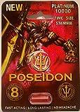 Poseidon 10000 24 pills Triple Max Male Sexual Enhancement Pills 7 Days