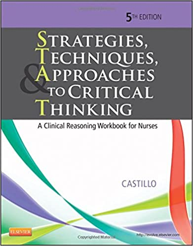 Reflective learning   critical thinking TABLE  Overview of the Procedure to Achieve a Consensus Statement on Critical  Thinking in Nursing